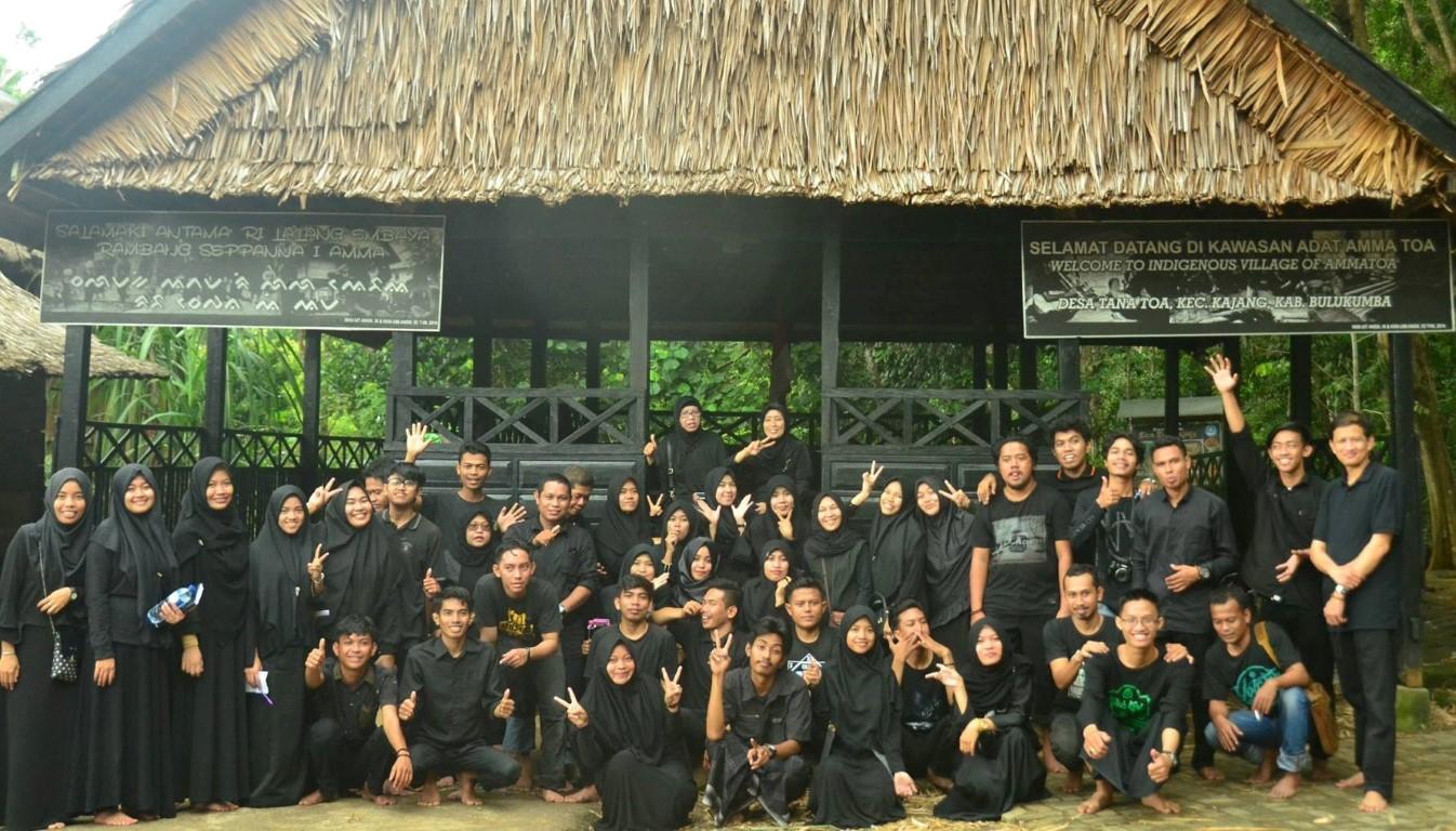 Kuliah Kerja Lapangan (KKL) di Desa Tana Toa Kec. Kajang, Bulukumba