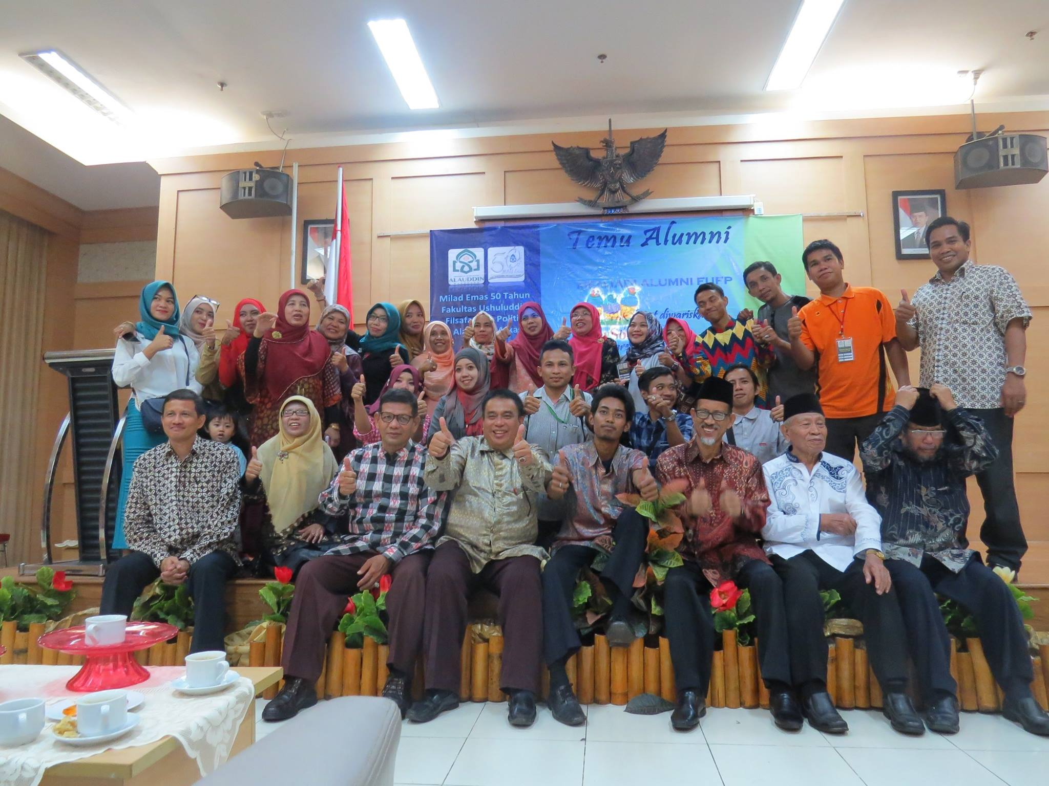 Reuni Alumni Fakultas Ushuluddin & Filsafat